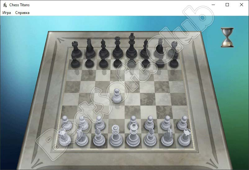 Шахматы от Windows 7