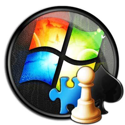 Стандартные игры от Windows 7 иконка