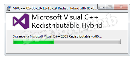 Visual C x64 для Windows 7