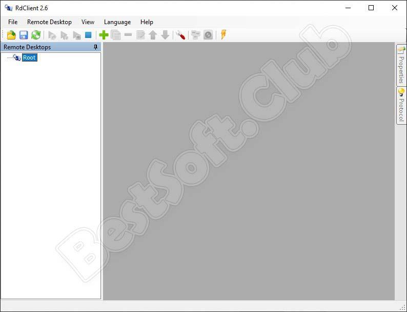 Программный интерфейс RD Client