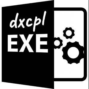 dxcpl.exe