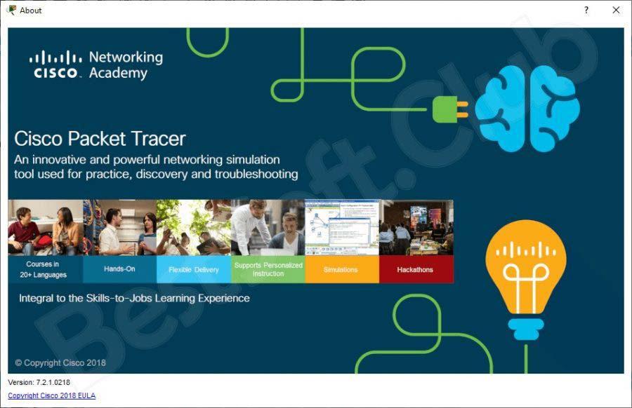 О программе Cisco Packet Tracer