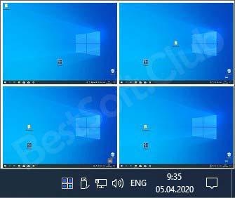 Программный интерфейс Desktops