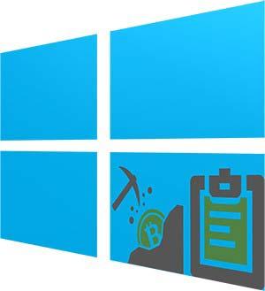 Windows 10 для майнинга