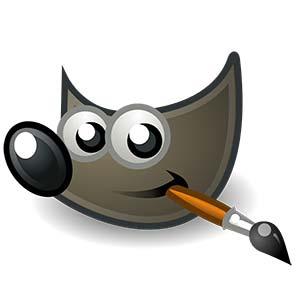 Иконка GIMP