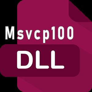 Иконка msvcp100.dll