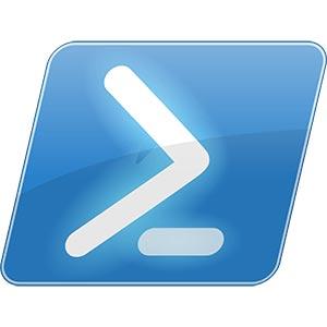 Иконка Windows PowerShell