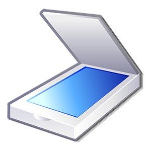 Иконка программы для сканирования
