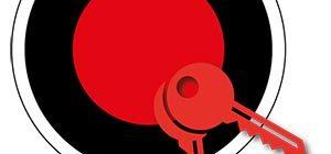 Лого KeyMaker для Bandicam