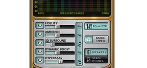 Иконка DFX Audio Enhancer