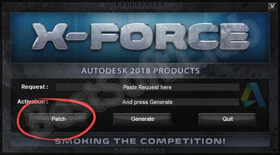 Патч Autodesk Artcam