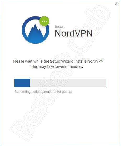Установка NordVPN