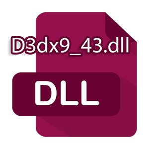 Иконка D3dx9_43.dll