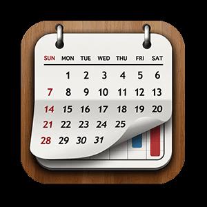 Иконка Дизайн Календарей