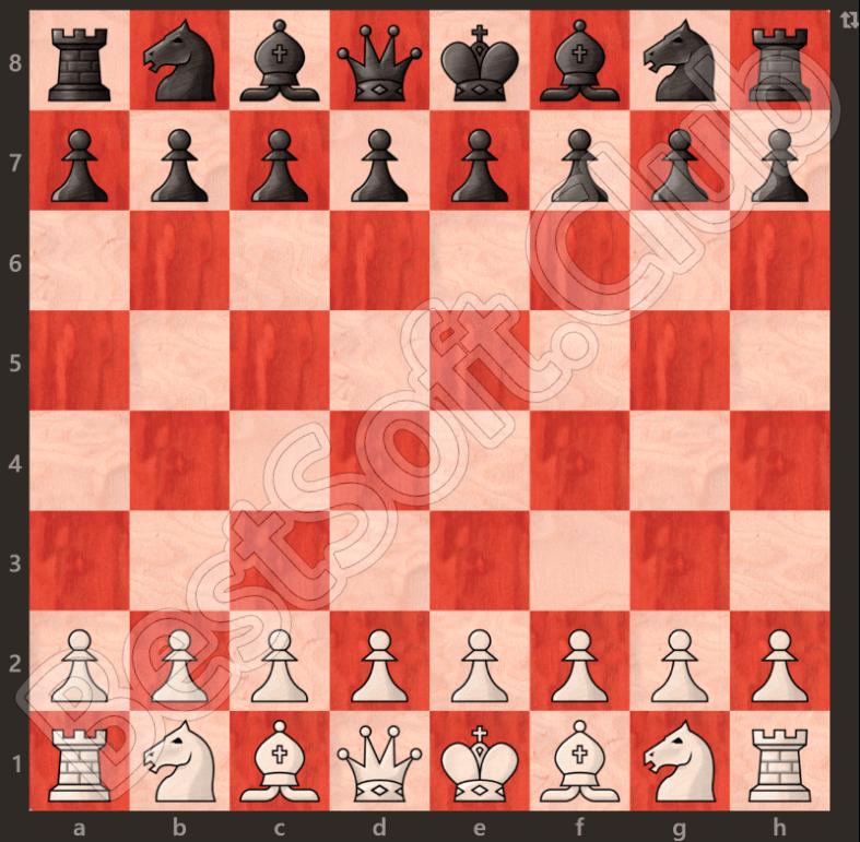 Пользовательский интерфейс ChessBase