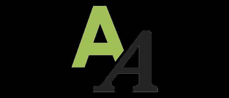 Иконка шрифт Copperplate