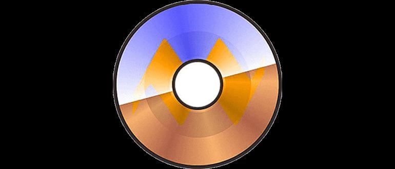 Иконка UltraISO