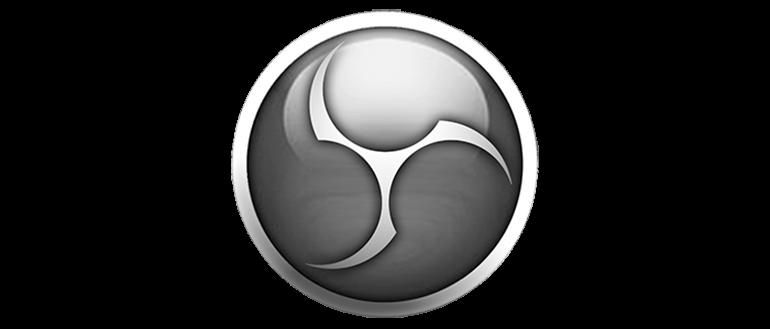 Иконка видеокодера для YouTube OBS Studio