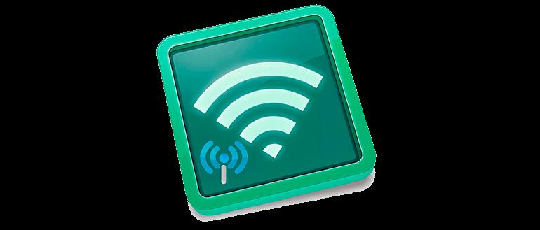 Иконка CommView for WiFi