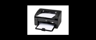 Иконка драйвер HP LaserJet Pro P1102w