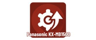 Иконка драйвер Panasonic KX-MB1500
