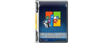 Иконка KMS & KMS 2038 & Digital & Online Activation Suite