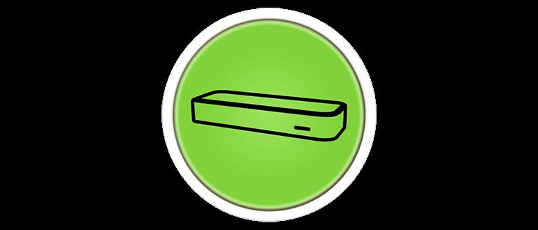 Иконка Leap Motion