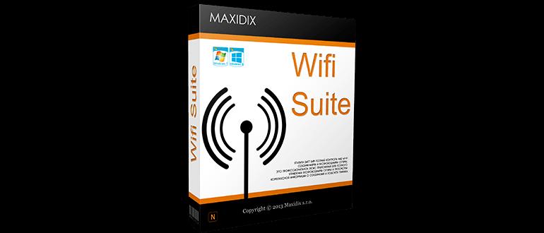 Иконка Maxidix Wifi Suite