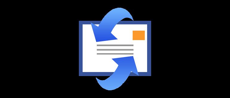 Иконка Outlook express