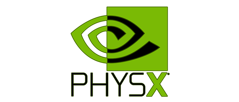 Иконка PhysX