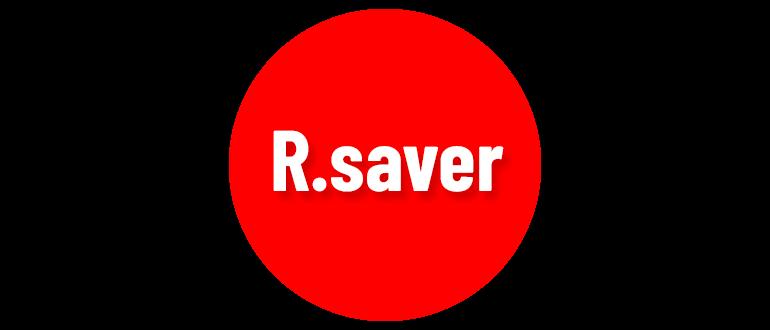 Иконка R.saver