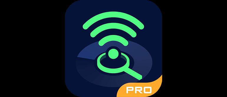 Иконка Wi-Fi Scanner
