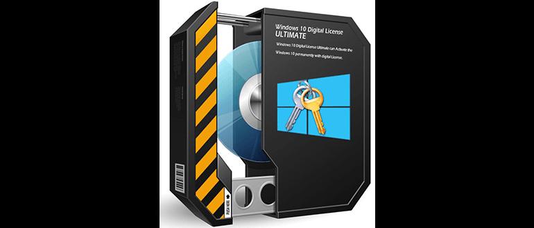Иконка Windows 10 Digital License Activation