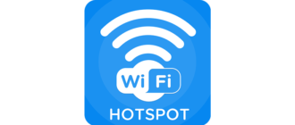 Иконка WiFi HotSpot Creator