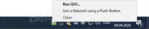 QSS for Wireless